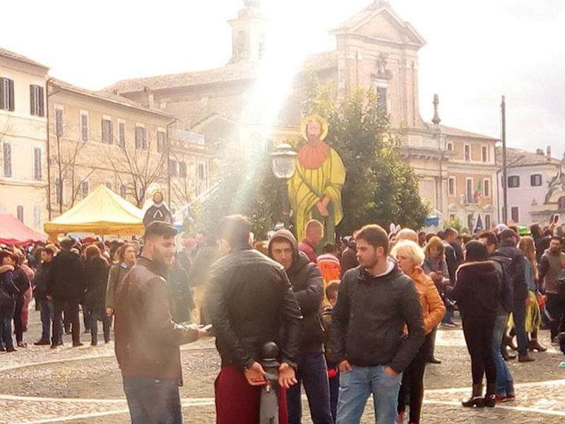 Carnevalone Liberato, una tradizione che continua