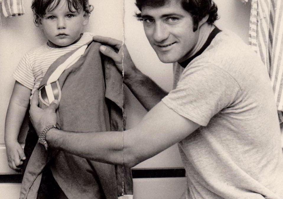 """ESCLUSIVA – George Chinaglia: """"Ecco chi era mio padre"""" (FOTO)"""