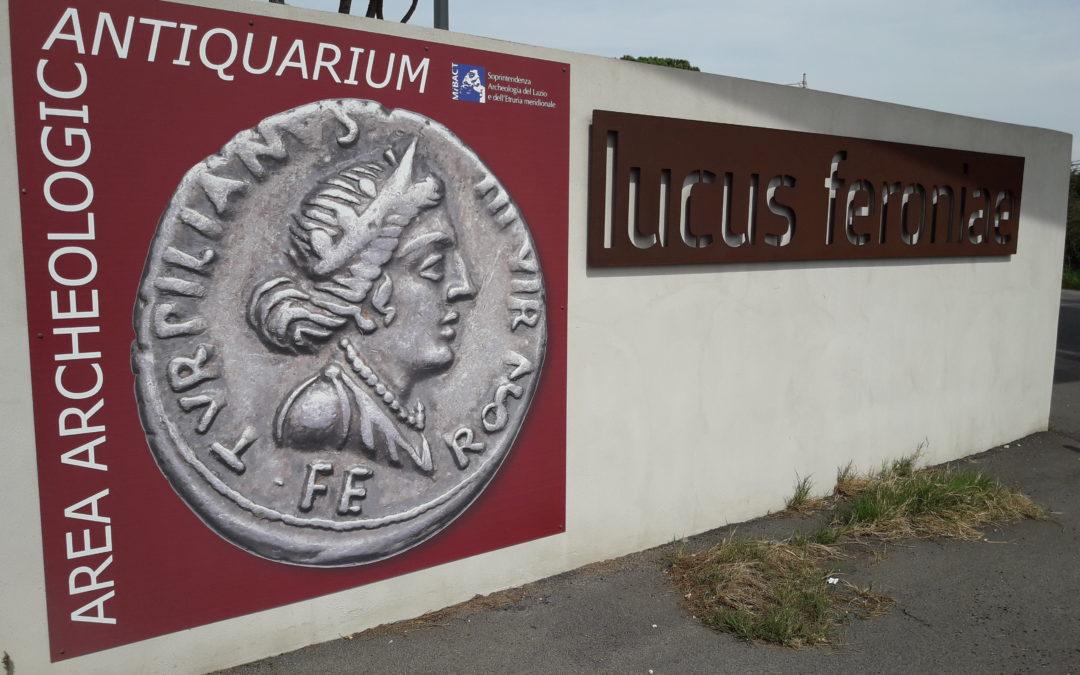LUCUS FERONIAE – Un tesoro romano a due passi da casa
