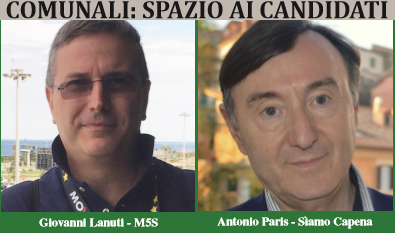 CAPENA – Speciale elezioni 2017 – Interviste a Lanuti e Paris