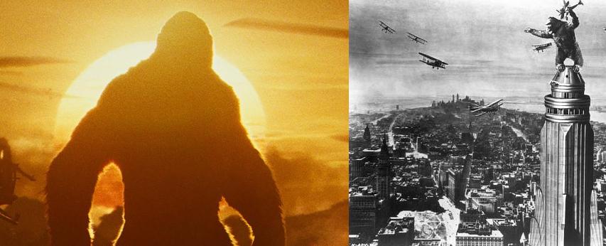 Kong: l'ottava meraviglia del cinema