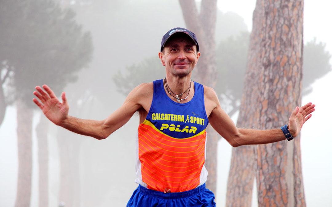 """ESCLUSIVA – Calcaterra: """"La corsa è come un bel viaggio"""""""