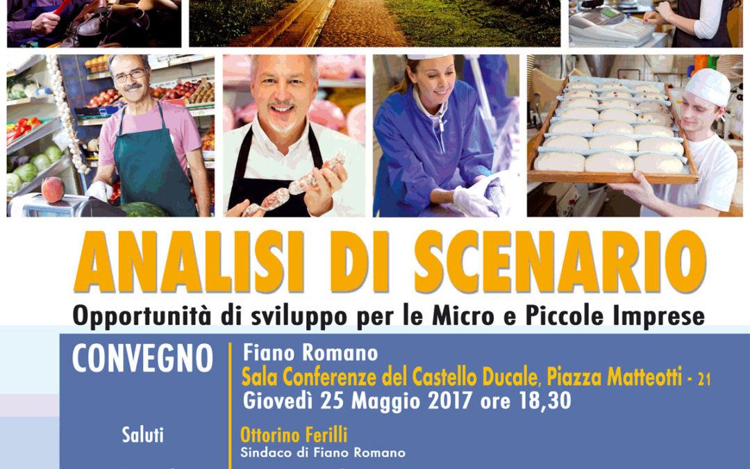 FIANO ROMANO – Opportunità di sviluppo per le Micro e Piccole imprese. Tutte le info!