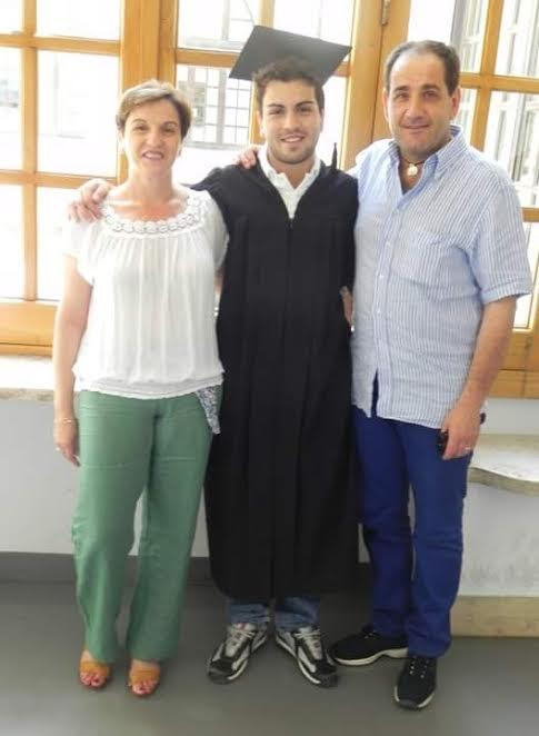 Giordano Bonaventura – Da Passo Corese a Tirana