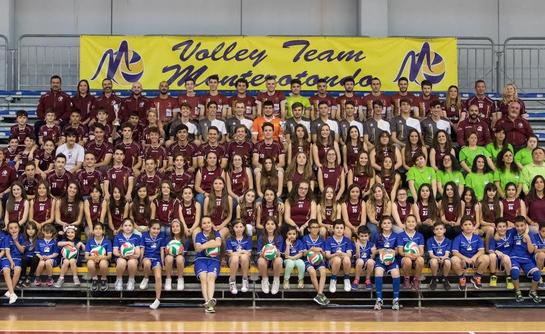 Volley Team Monterotondo, che stagione! I numeri
