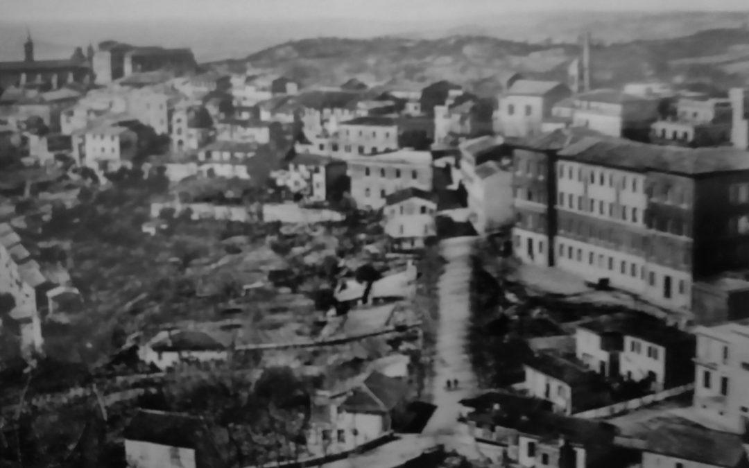 Giugno 1944 – Le Aquile e le Formiche: il cannoneggiamento di Poggio Mirteto