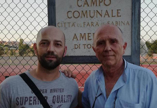 PASSO CORESE – Che coppia De Angelis-Fontinovi!