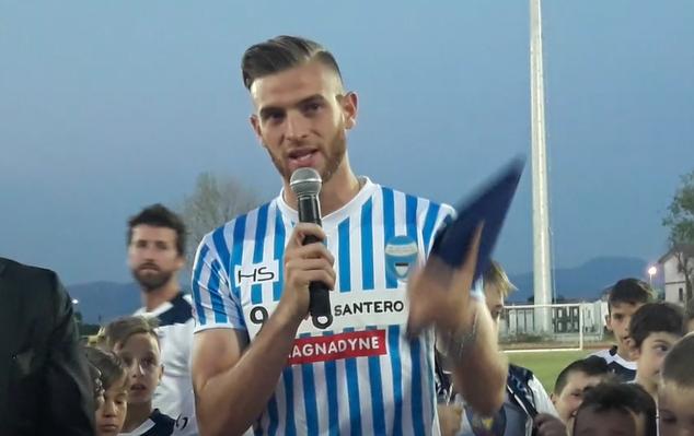 FIANO ROMANO – Vicari esordirà contro la Lazio all'Olimpico!