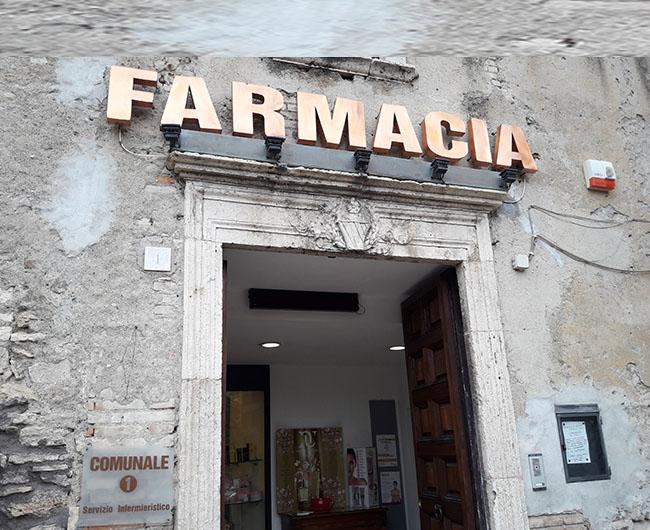 FIANO ROMANO – Farmacia Comunale: quale destino?