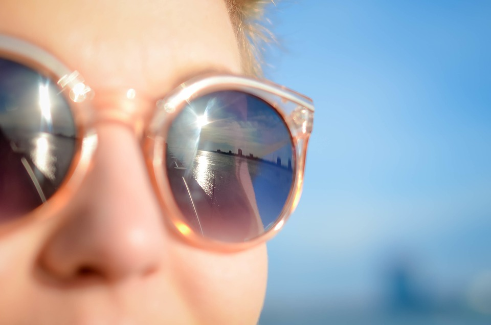 Oggi parliamo di… occhi in estate!