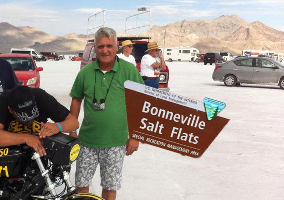"""FARA SABINA – Un coresino nello Utah a bordo della sua """"Pupa"""""""