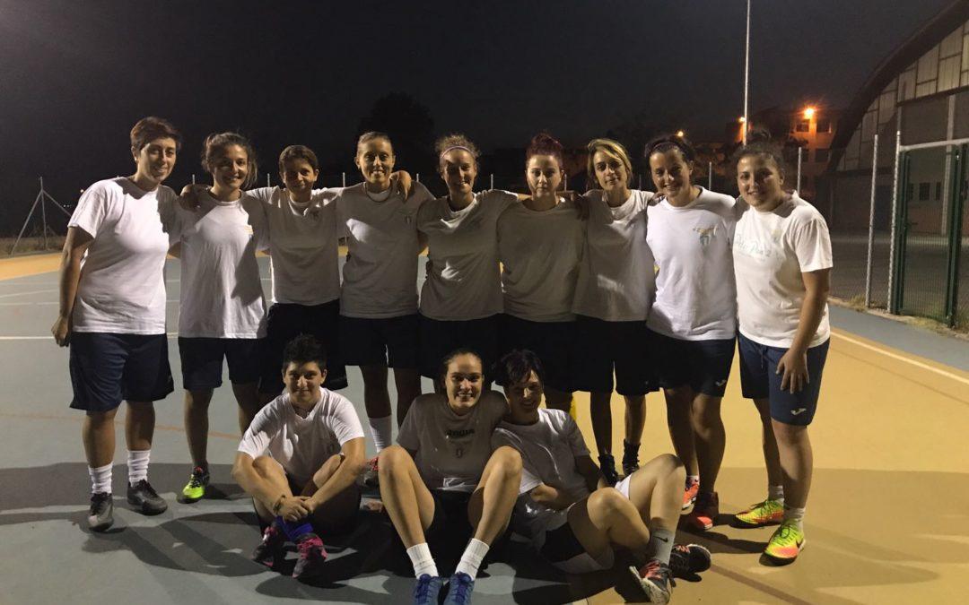 FARA SABINA – Chi dice donna dice calcio a 5