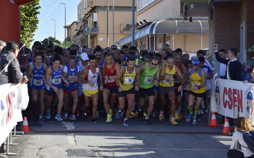 PASSO CORESE – Che festa per la  IX edizione della Corri Cures (FOTO)