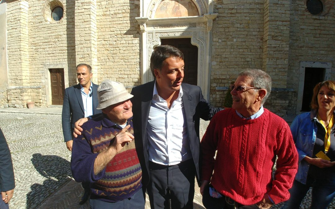 "Renzi a FARA: ""Ascoltare la gente! Serve Jobs Act bis…"""