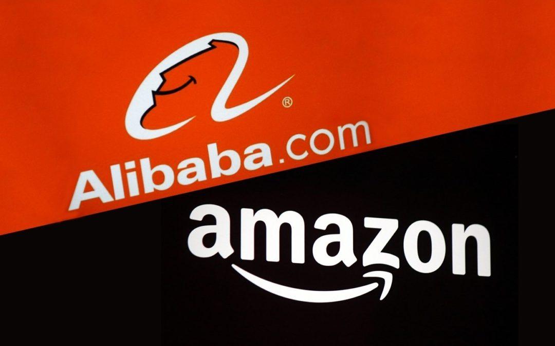 ALIBABA' lancia la sfida ad AMAZON