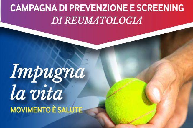 RIETI – Domenica 22 ottobre: prevenzione e screening di Reumatologia