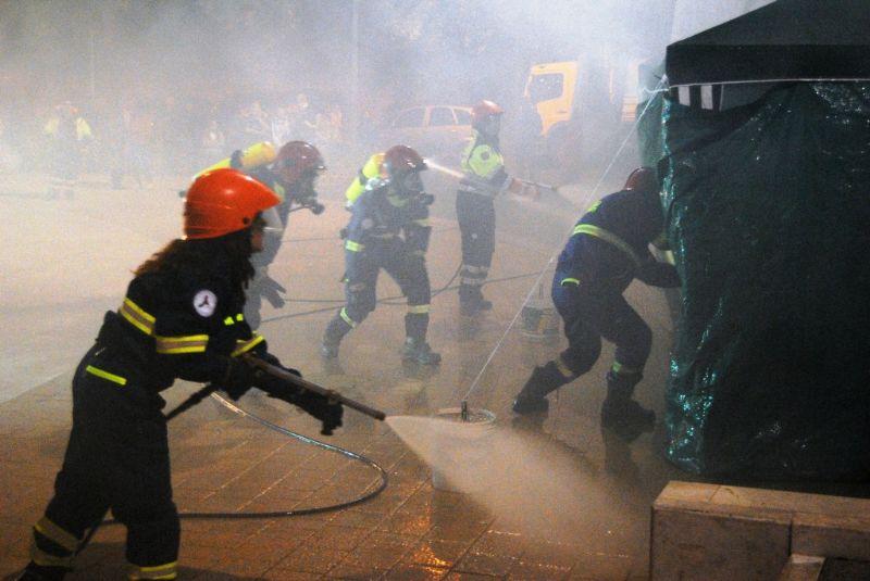Incendi sul territorio: ecco gli eroi di questa estate
