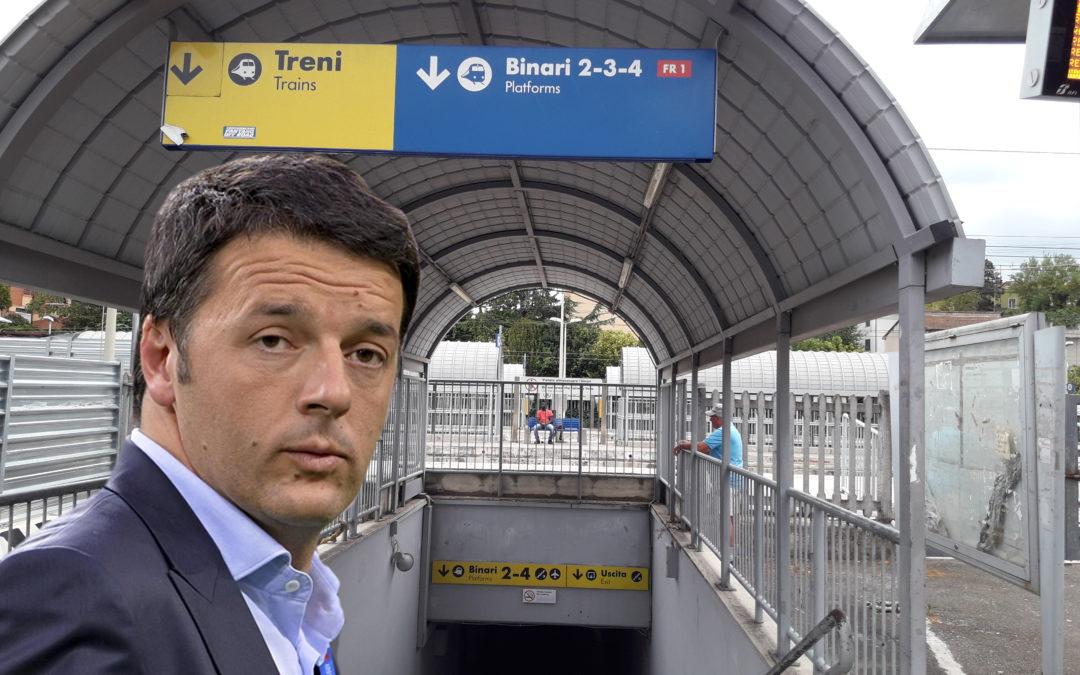 Renzi a Fara Sabina. Il PD locale reagisce così