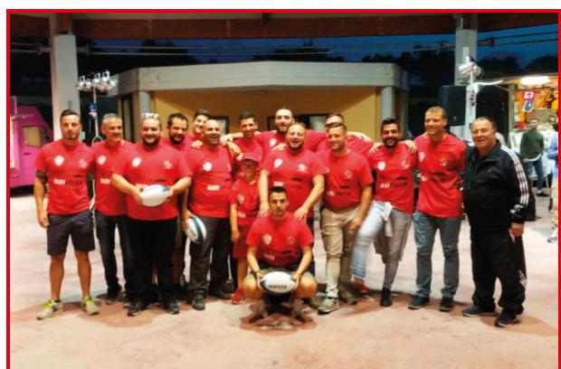 La SABINA sportiva: a FRASSO anche il rugby