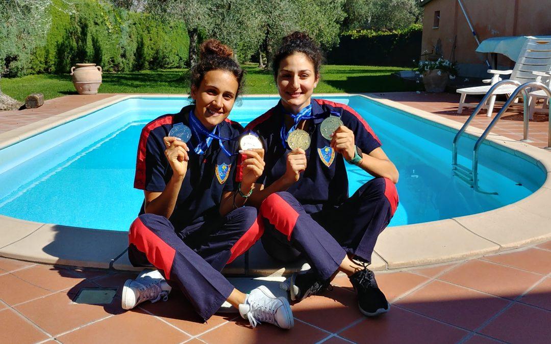 """Sorelle d'oro – A tu per tu con le TOGNETTI: """"Obiettivo Olimpiadi 2020"""""""