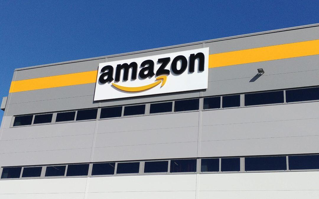 AMAZON – Qui News entra nel capannone di Passo Corese (FOTO&VIDEO)