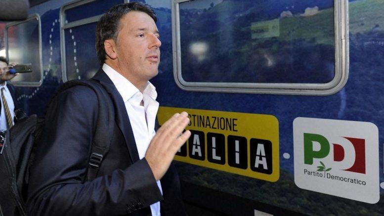 Civita Castellana – Morta donna travolta dal treno di Renzi