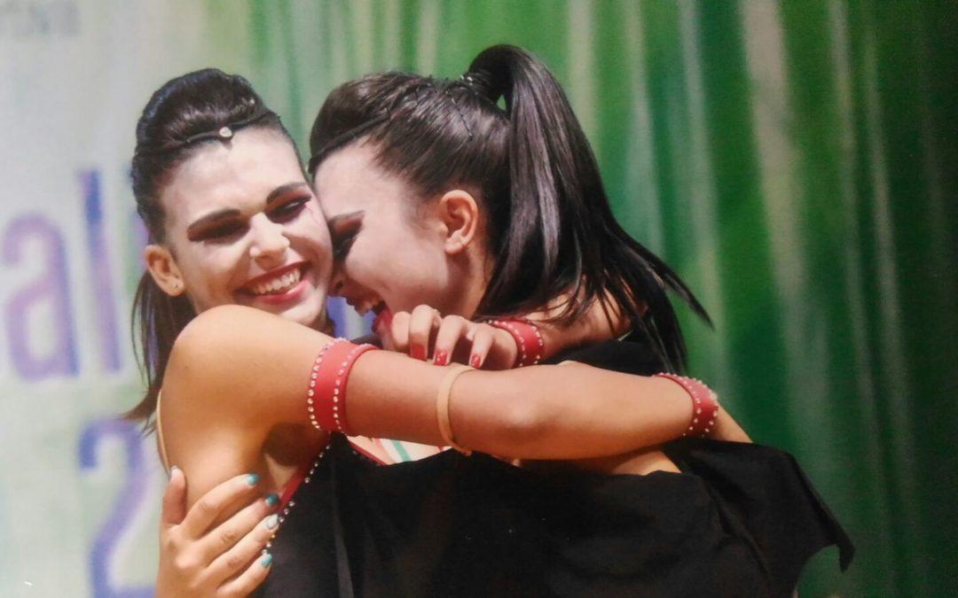 FARA SABINA – Le sorelle Ruscito campionesse italiane