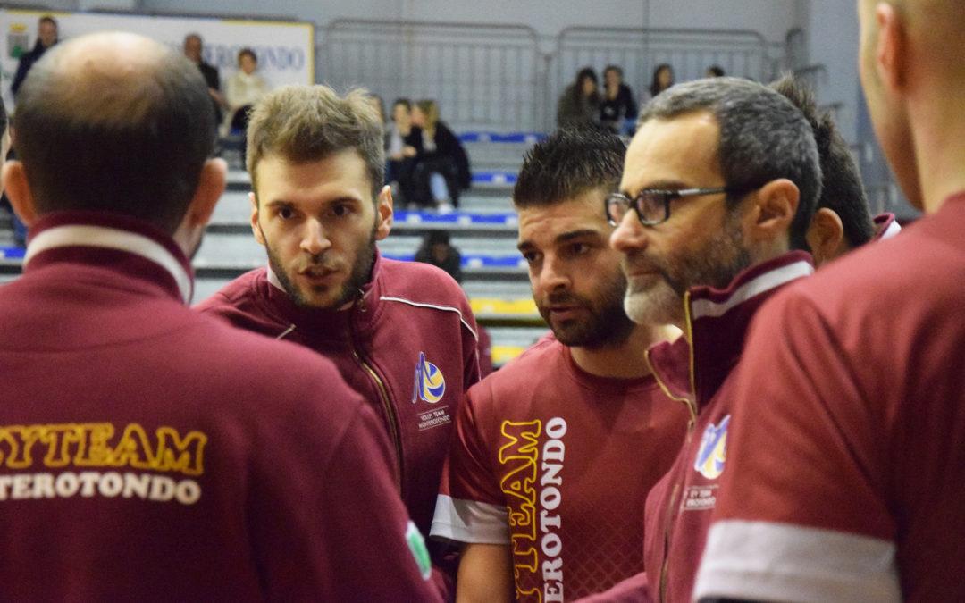 Serie C, Monterotondo da record: 12 su 12. Battuto 3-0 anche Bracciano