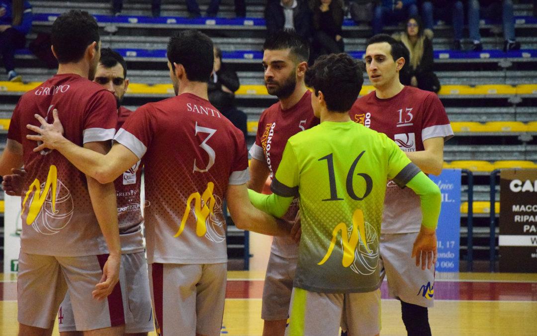 Serie C: Monterotondo a Zagarolo per chiudere da imbattuta il girone d'andata