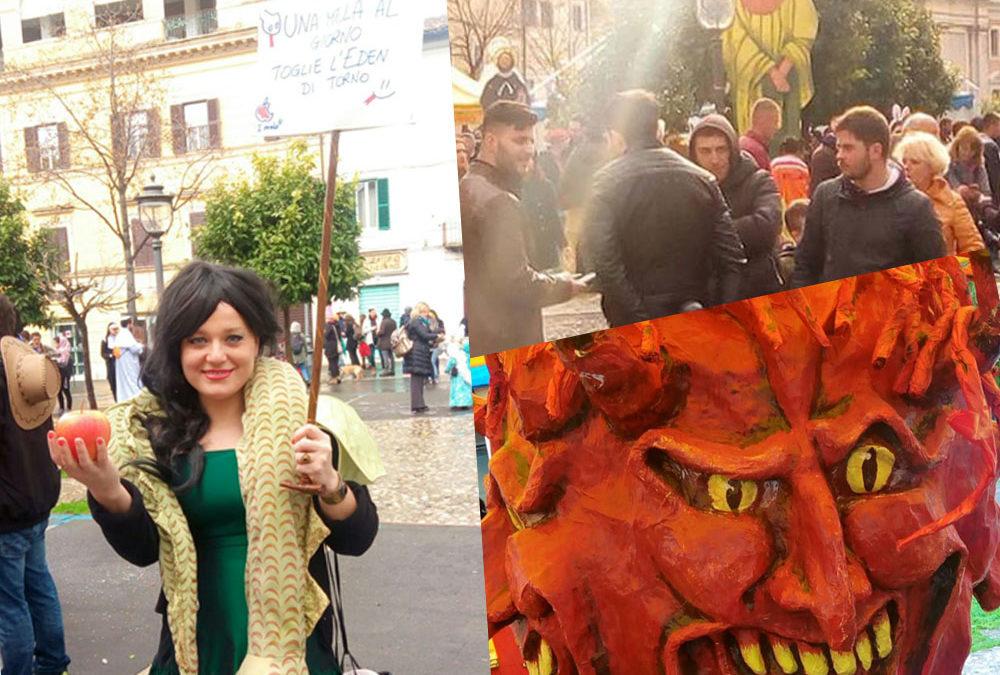 Poggio – Carnevalone Liberato: che ne pensa la gente?