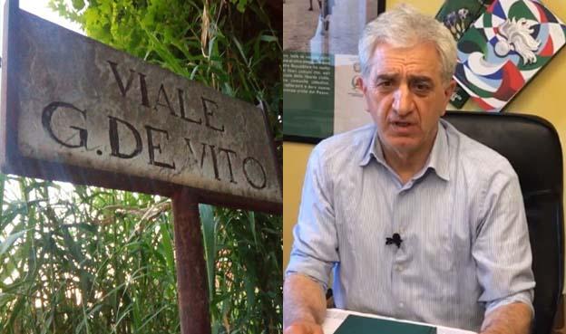 """POGGIO MIRTETO – Micarelli annuncia: """"Al via i lavori"""""""