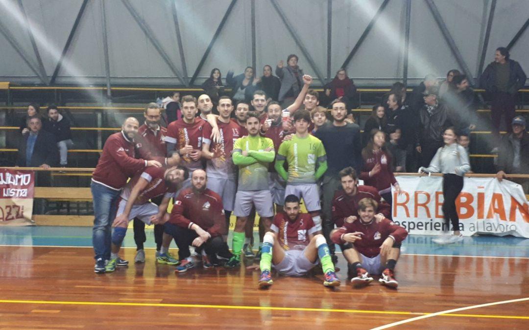 Monterotondo, sei nella storia! 3-0 a Zagarolo: 13 vittorie su 13
