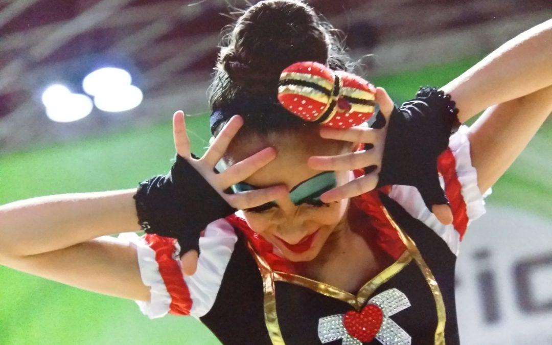 """Aurora Diddoro Coresina ballerina: """"Sogno Amici di Maria"""""""