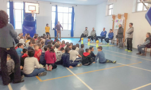 NPC –  Incontro con i ragazzi dell'Istituto Comprensivo di Poggio
