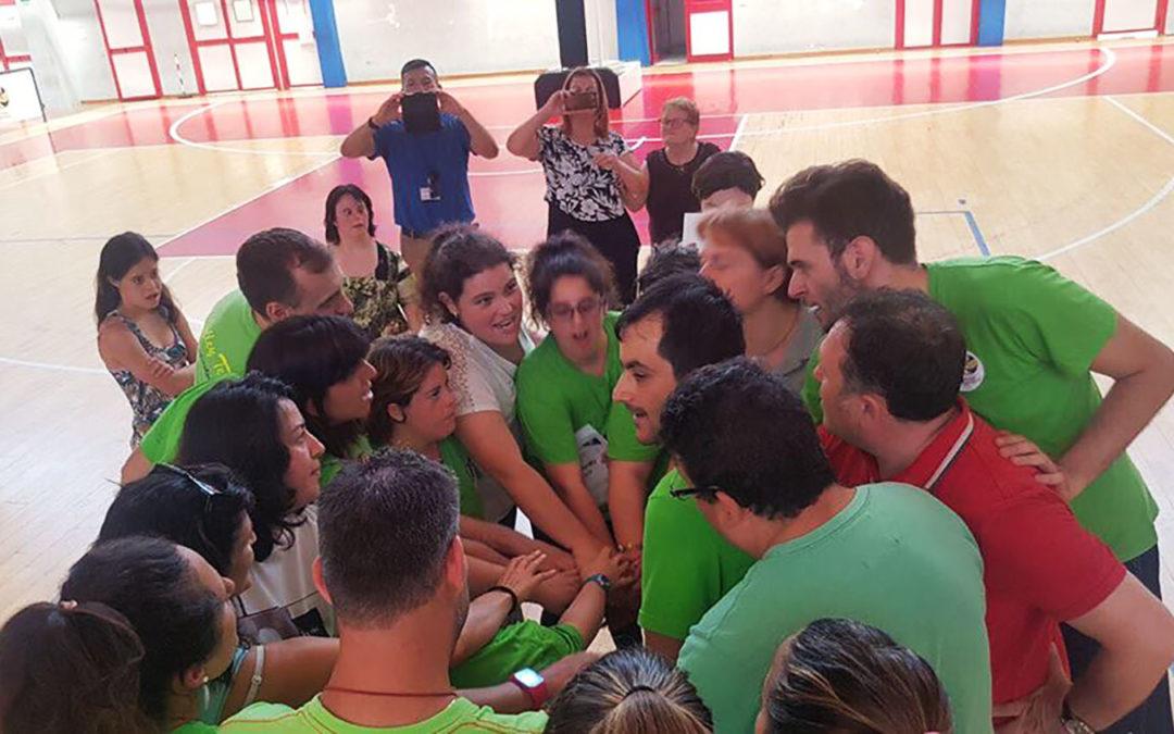 VTM – Pallavolo e disabilità. La Volley Team Monterotondo organizza la prima partita integrata
