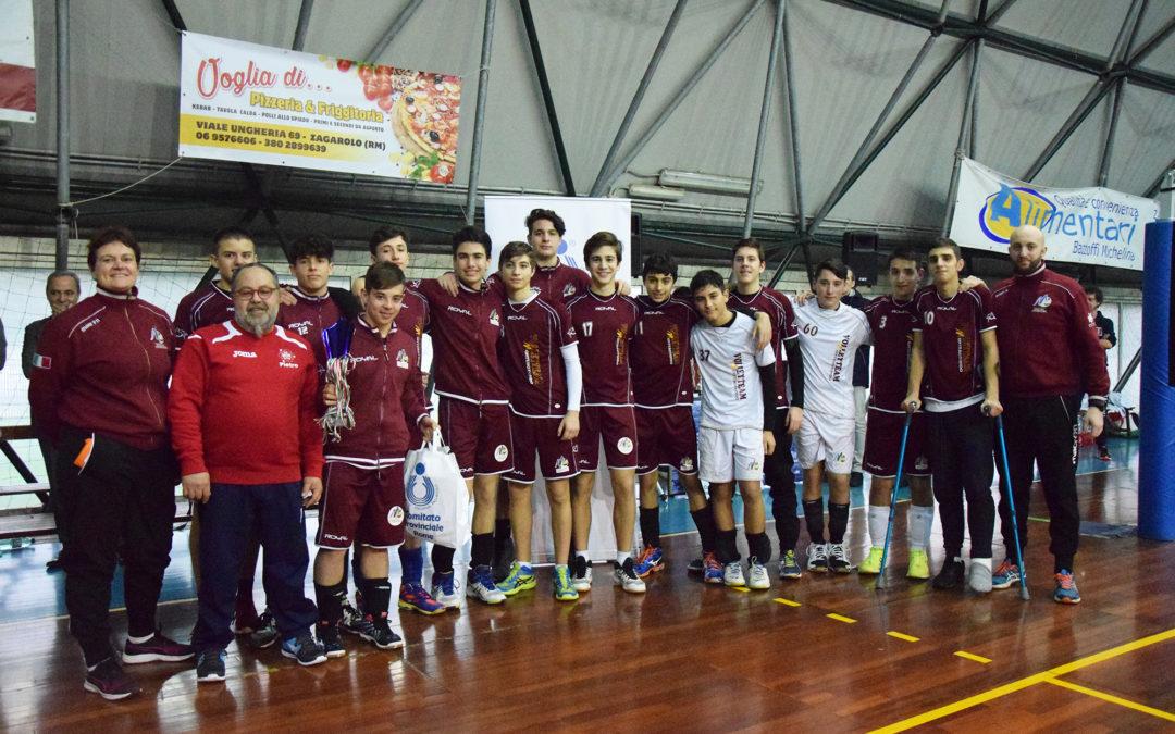 """Volley Team Monterotondo U16M, il sogno si interrompe in finale. Storno: """"Bravi tutti"""""""