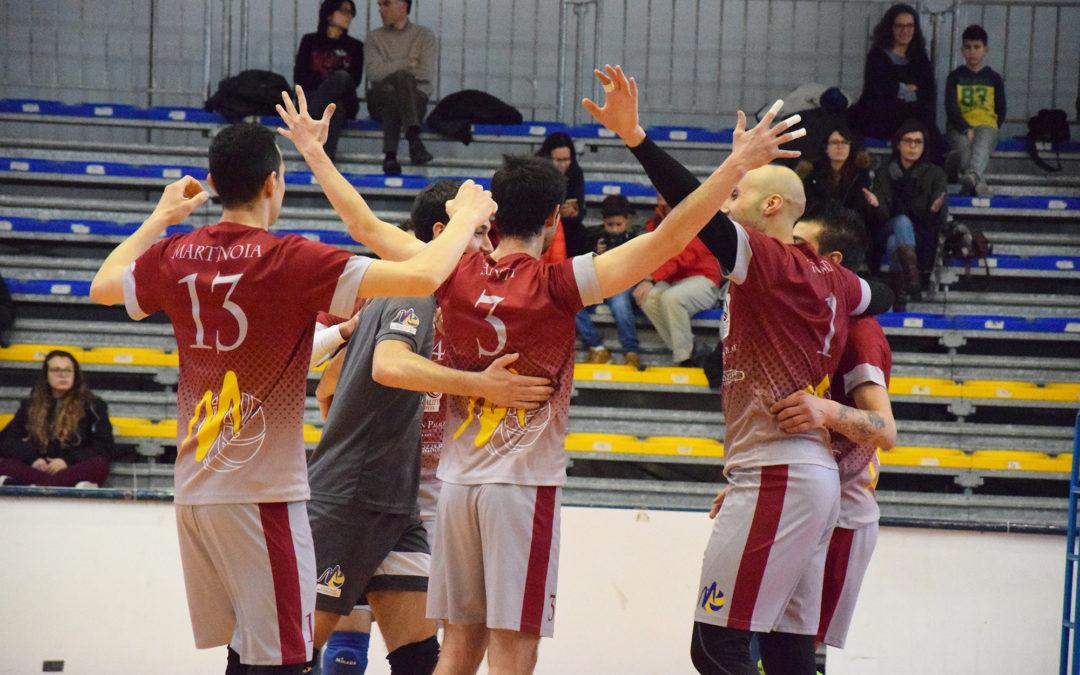 Serie C. Monterotondo vola e torna prima da sola: 3-0 alla Top Volley Latina
