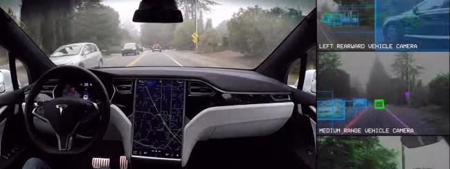 FOCUS – Auto elettriche a guida autonoma