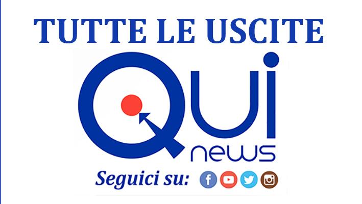 LEGGI TUTTE LE 21 USCITE DI QUI NEWS!