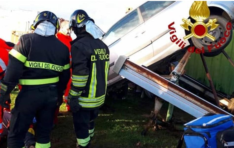 Tragedia a Civitella S. Paolo – Muore schiacciato dalla sua auto