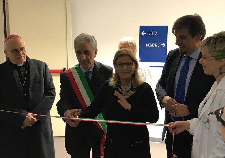 POGGIO MIRTETO – Inaugurata la struttura riabilitativa