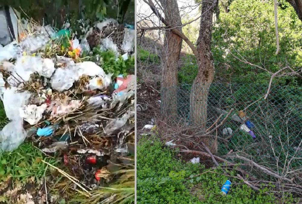 FARA SABINA – Cimitero tra la spazzatura (VIDEO & FOTO)