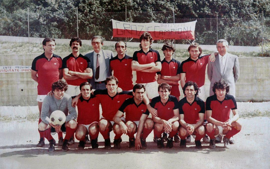 Peripezie del calcio mirtense: dagli anni '80 ad oggi…