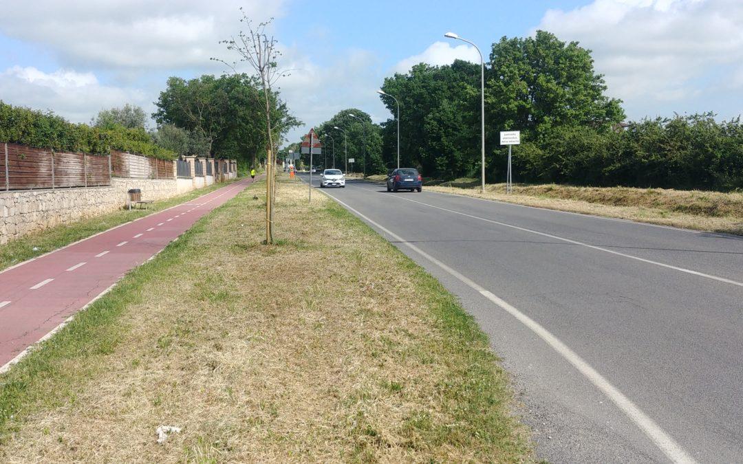 FIANO ROMANO – Via San Sebastiano, mancano Guardrail?