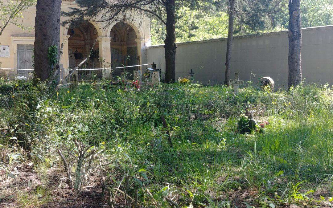 Bocchignano – Il cimitero selvaggio (FOTO)