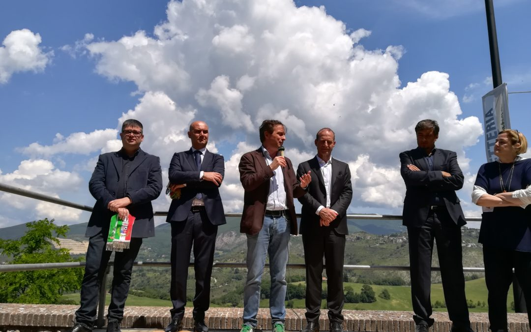 Castelnuovo di Farfa celebra Maria Lai (FOTO)