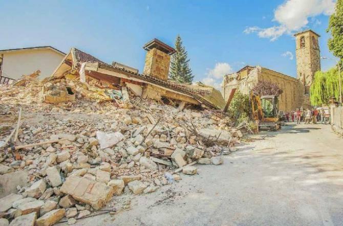 FOCUS – Torniamo a prenderci cura delle persone colpite dal terremoto
