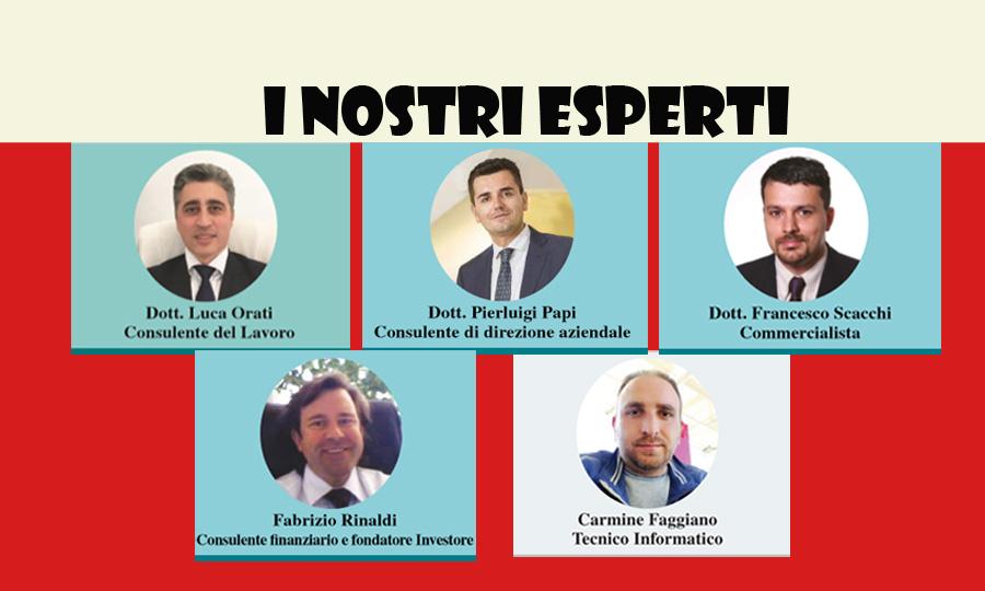 LEGGI TUTTE LE RUBRICHE DEI NOSTRI ESPERTI! (ed. 11 aprile 2018)
