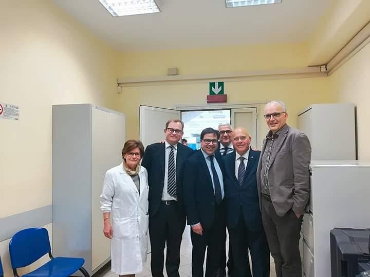 """CAPENA – Asl Roma 4. Barbetti: """"Bellissima soddisfazione"""""""
