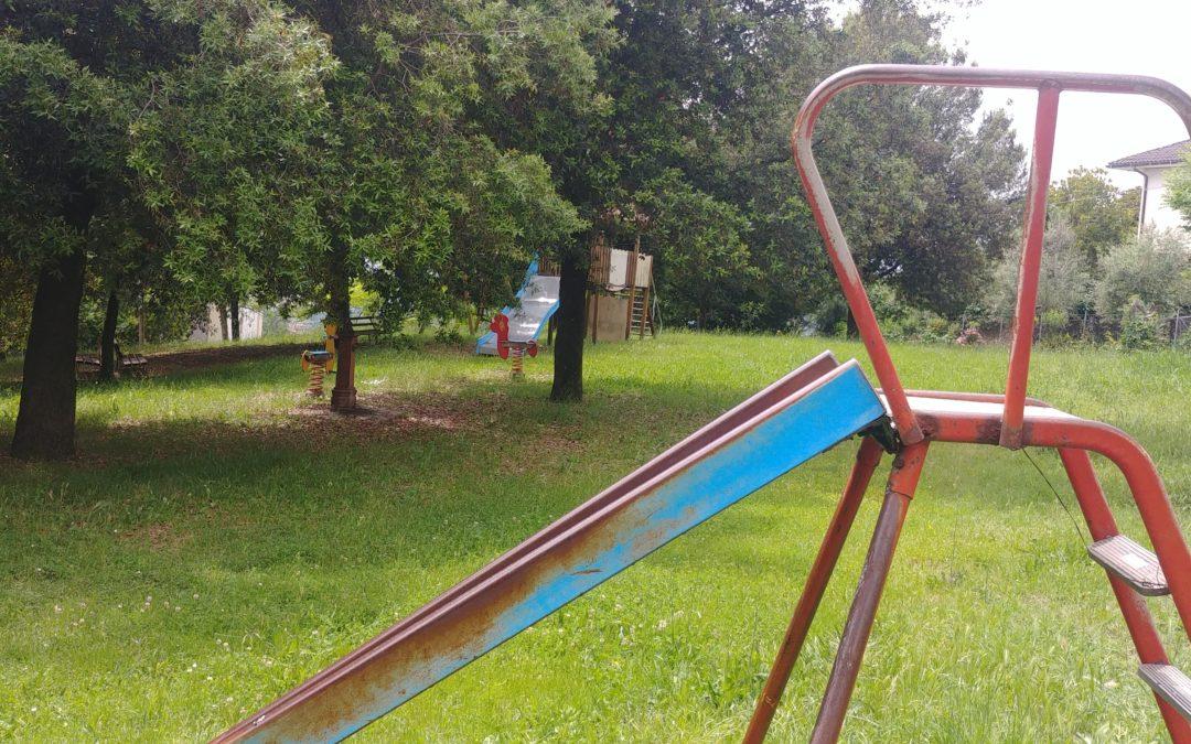MONTOPOLI S. – Il parco bello che non balla (FOTO)